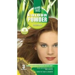 Henna Plus Colour powder 51 hazelnut (100 gram)