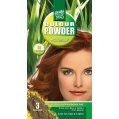 Henna Plus Colour powder 52 mahogany (100 gram)