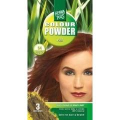 Henna Plus Colour powder 54 red (100 gram)