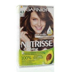 Garnier Nutrisse 43 capuccino (1 set)
