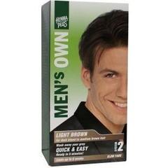 Mens Own Men's own light brown (80 ml)