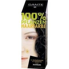 Sante Haarverf zwart BDIH (100 gram)