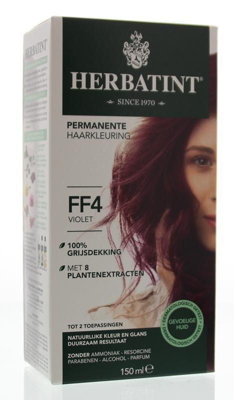 Herbatint Herbatint Flash Fashion 4 violet (140 ml)