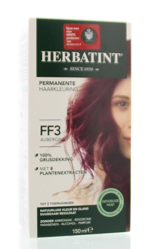 Herbatint Herbatint Flash Fashion 3 plum/ aubergine (140 ml)