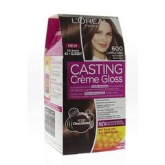 Loreal Casting creme gloss 600 Cappuccino (1 set)