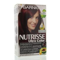 Garnier Nutrisse ultra color 2.6 kersen zwart (1 set)