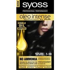 Syoss Color Oleo Intense 1-10 zwart haarverf (1 set)