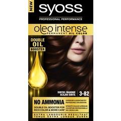 Syoss Color Oleo Intense 3-82 subtiel mahonie haarverf (1 set)