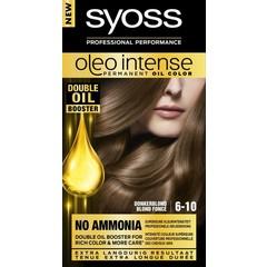 Syoss Color Oleo Intense 6-10 donkerblond haarverf (1 set)