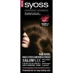 Syoss Color baseline 4-8 chocoladebruin haarverf (1 set)