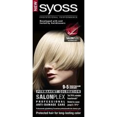 Syoss Color baseline 9-5 frozen pearl blonde haarverf (1 set)