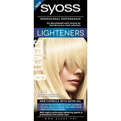 Syoss Colors creme 13-0 ultra plus lightener (1 set)
