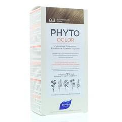 Phyto Paris Phytocolor blond clair dore 8.3 (1 stuks)