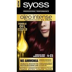 Syoss Color Oleo Intense 4-23 bordeaux rood haarverf (1 set)