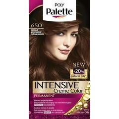 Poly Palette Haarverf 650 Kastanje middenbruin (1 set)