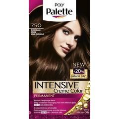 Poly Palette Haarverf 750 Chocoladebruin (1 set)
