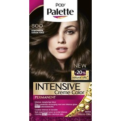 Poly Palette Haarverf 800 Donkerbruin (1 set)