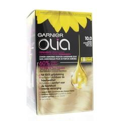 Garnier Olia 10.0 zeer licht blond (1 set)