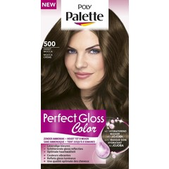 Poly Palette Perfect Gloss Haarverf 500 Sweet Mocca (1 set)