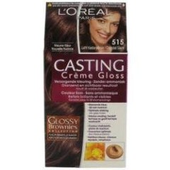 Loreal Casting creme gloss 515 Chocolate glace (1 set)