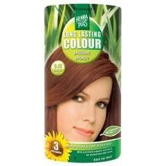 Henna Plus Long lasting colour 6.43 brilliant bronz (100 ml)