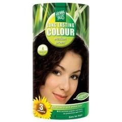 Henna Plus Long lasting colour 4 medium brown (100 ml)