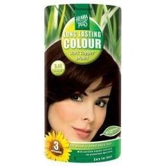 Henna Plus Long lasting colour 3.44 dark copper brown (100 ml)