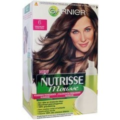 Garnier Nutrisse mousse 6 blond fonce (1 set)