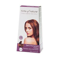 Tints Of Nature Semi-permanent copper red (1 set)