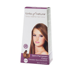 Tints Of Nature Semi-permanent copper brown (1 set)