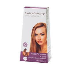 Tints Of Nature Semi-permanent gold copper blond (1 set)