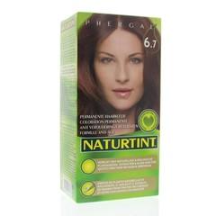 Naturtint 6.7 donker choco blond (165 ml)