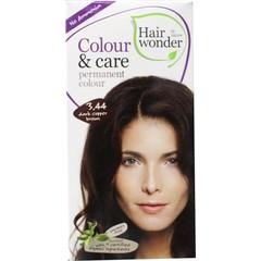 Hairwonder Colour & Care dark copper brown 3.44 (100 ml)