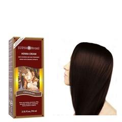 Surya Brasil Henna haarverf creme chocola (70 ml)