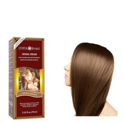 Surya Brasil Henna haarverf creme goud bruin (70 ml)