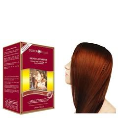 Surya Brasil Henna haarverf poeder mahogany (50 gram)