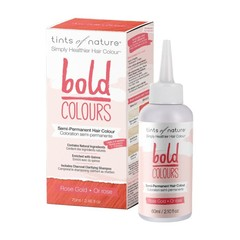 Tints Of Nature Bold rose gold (1 set)