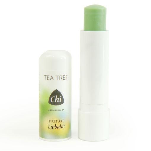 CHI CHI Tea tree lipbalm (4.8 gram)