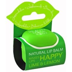 Beauty Made Easy Lipbalm lime & lemon (7 gram)