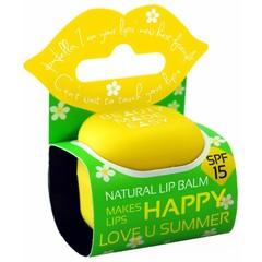 Beauty Made Easy Lipbalm love u sunny spf15 (7 gram)