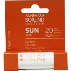 Borlind Zonne lipstick LSF20 stick (4.8 gram)