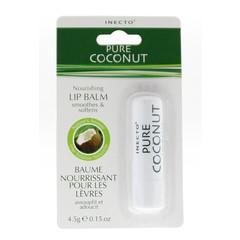 Inecto Naturals Coconut nourishing lippenbalsem (4.5 gram)