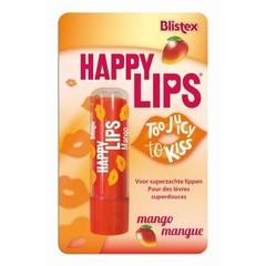 Blistex Happy lips mango blister (1 stuks)
