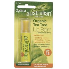 Optima Australian tea tree lip balsem (6 gram)