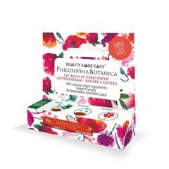 Beauty Made Easy Lipbalm philosophia botanica super goji (4.8 gram)