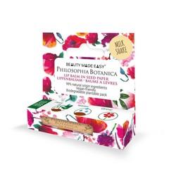 Beauty Made Easy Lipbalm philosophia botanica milkshake (4.8 gram)
