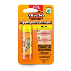 O Keeffe S Lip repair & protect SPF15 blister (4 gram)