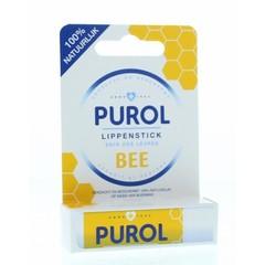 Purol Bee lipbalsem stick (4.8 gram)