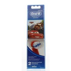 Oral B Oral B opzetborstels EB 10-2 kids assorti (2 stuks)