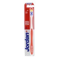 Jordan Tandenborstel totalclean medium (1 stuks)